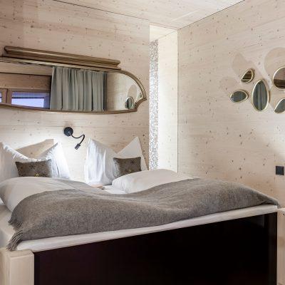 Schlafzimmer im Spiegel Appartement - zum Verkauf