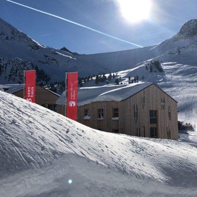 3-Seenhaus in kKühtai direkt an der Abfahrt des Skigebiets