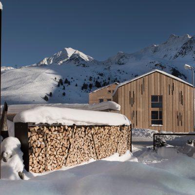 Ferienwohnung vor traumhafter Kulisse in Tirol